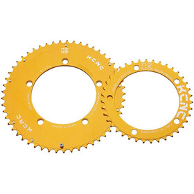 KCNC Blade Road Chainring 5-Arm 110mm BCD, gold